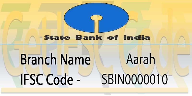 state-bank-india-aarah-ifsc-code