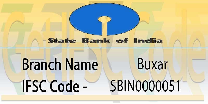 state-bank-india-buxar-ifsc-code