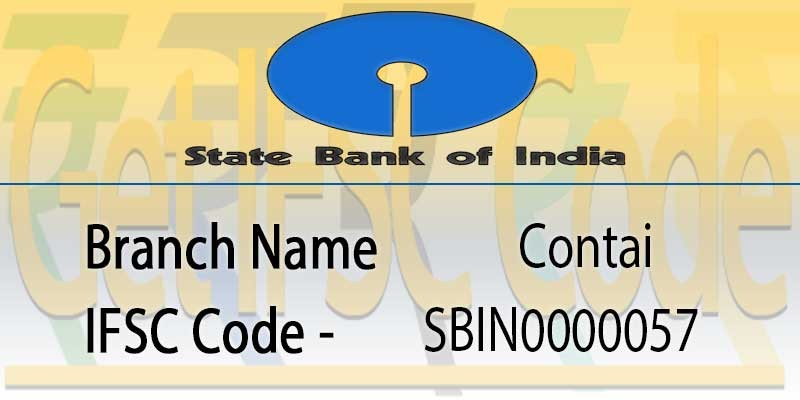 state-bank-india-contai-ifsc-code