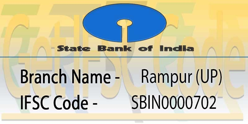state-bank-india-rampur-ifsc-code