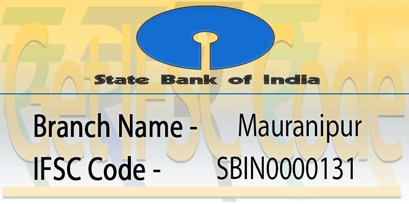 state-bank-india-mauranipur-ifsc-code