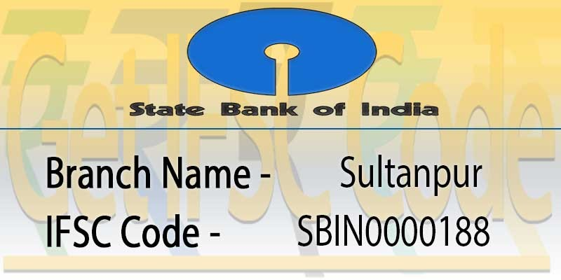 state-bank-india-sultanpur-ifsc-code