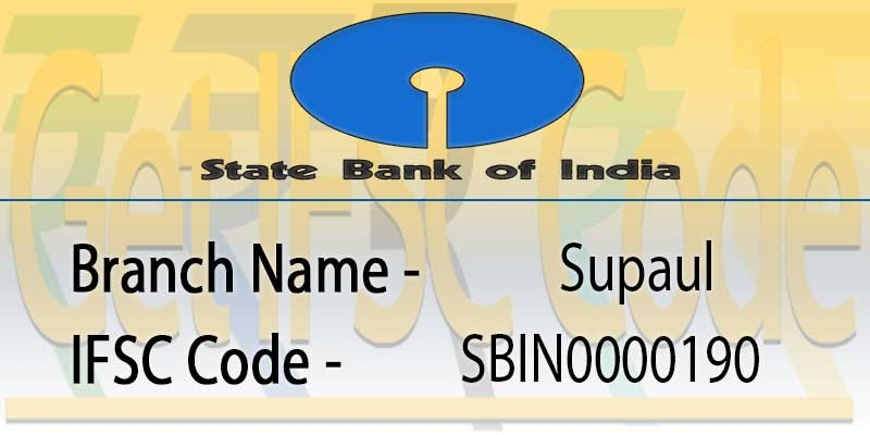 state-bank-india-supaul-ifsc-code