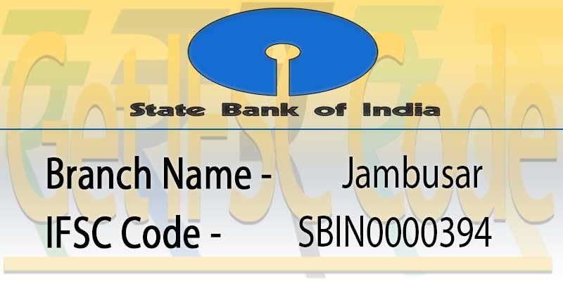 state-bank-india-jambusar-ifsc-code